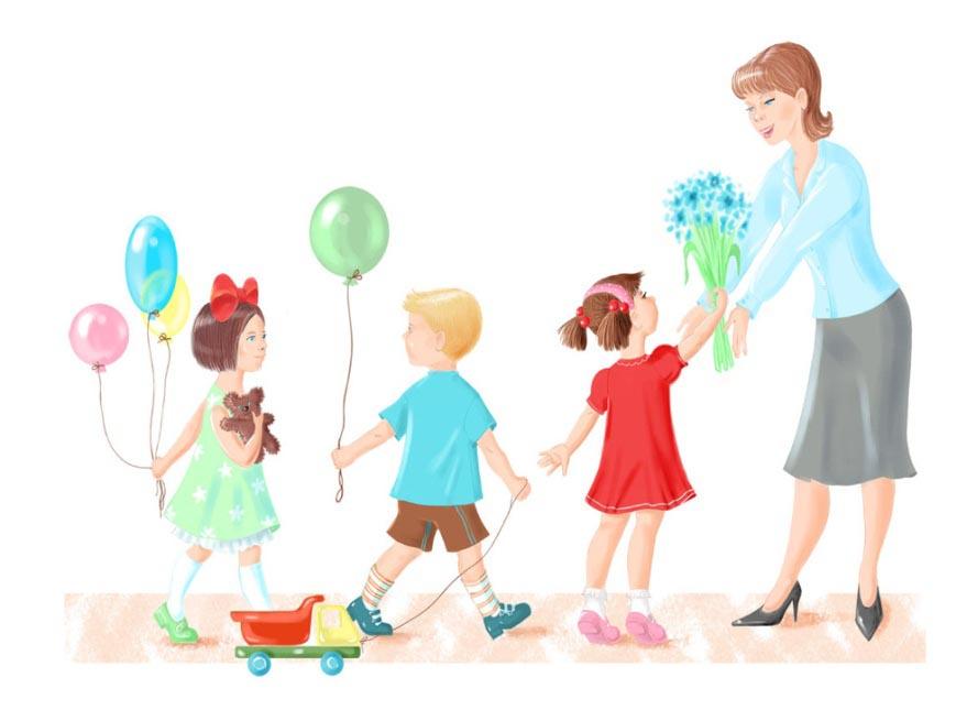 Картинки по запросу новости день дошкольного работника в детских садах празднования